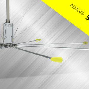 Quạt trần công nghiệp AEOLUS 5,5 M
