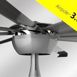 Quạt trần công nghiệp AIRPOLE 3 M