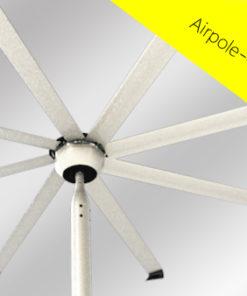 Quạt trần công nghiệp AIRPOLE 4,2 M