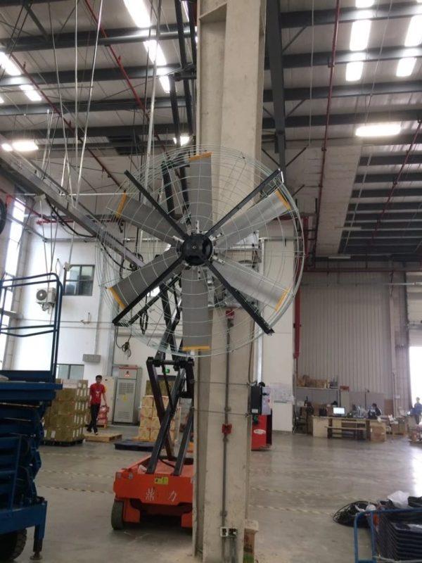 Quạt công nghiệp Airfree 1